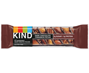 Kind Bars Reviews and Info (Dairy-Free, Gluten-Free Varieties) - classic nut bar line with more than 20 flavors to chose from. Low sugar.