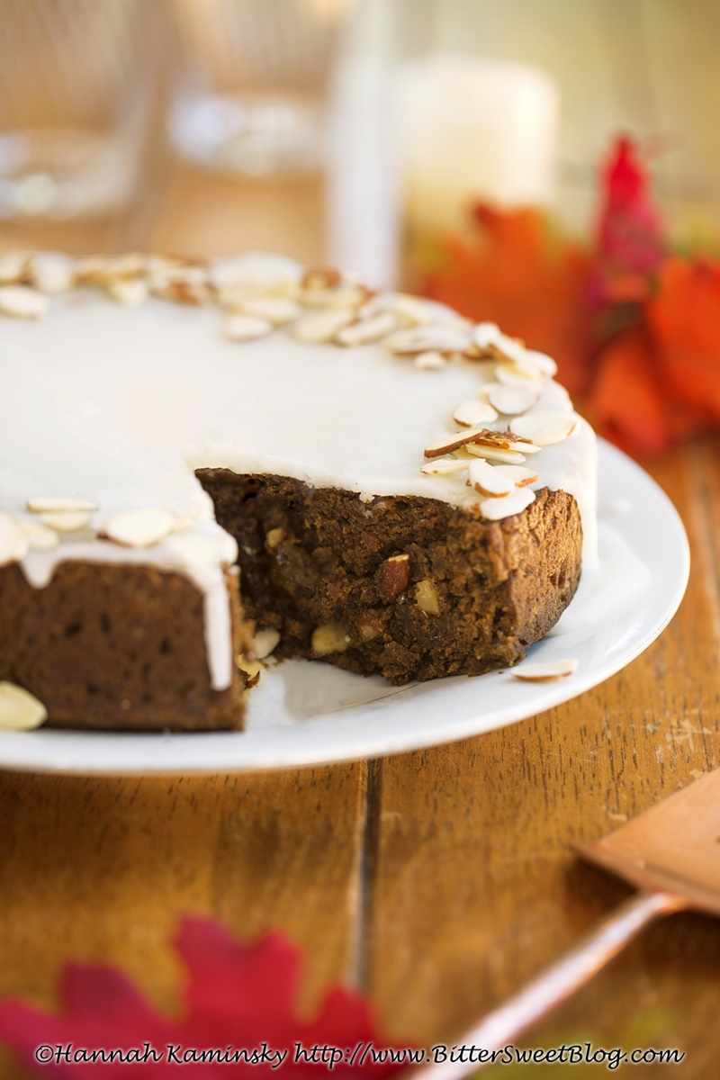 Dairy-Free Bake Off Recipe - Smoky Chipotle Gingerbread Cake