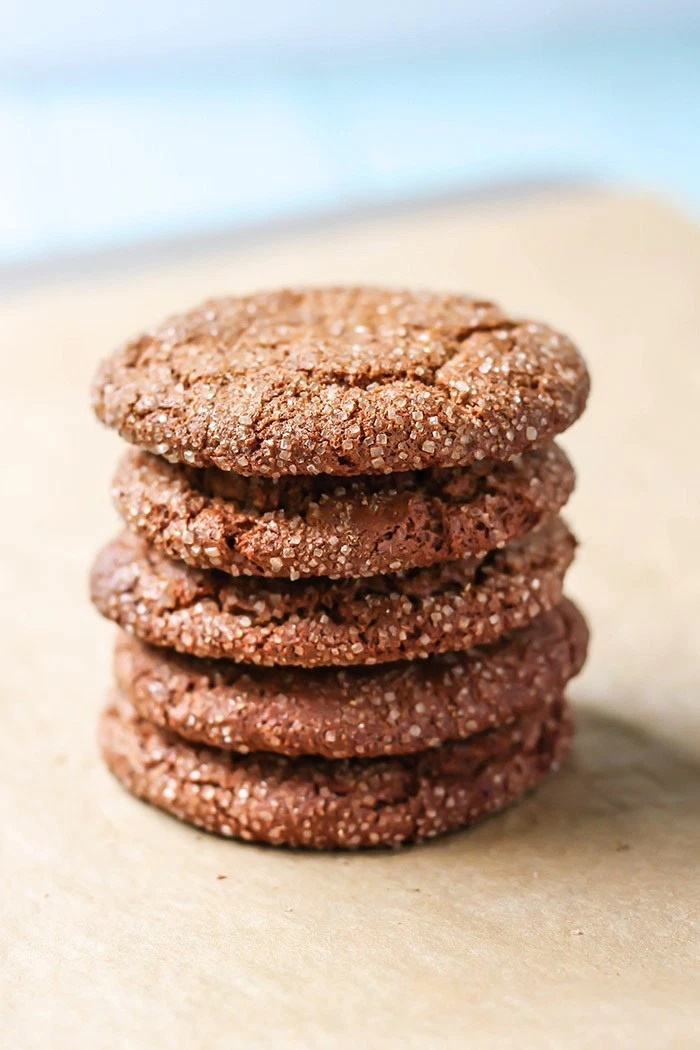 Dairy-Free Bake Off Recipe - Paleo Spiced Almond Butter Cookies