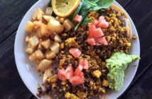 Green Vegetarian - healthy comfort food for vegetarians, vegans, and omnivores alike in San Antonio and Houston TX.