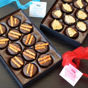 Dear Coco Caramel Turtles (Review) - dairy-free, gluten-free, vegan chocolates