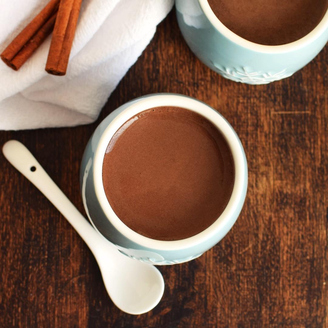Warm Spiced Carob Milk Recipe: The Hottest Beverage this Winter