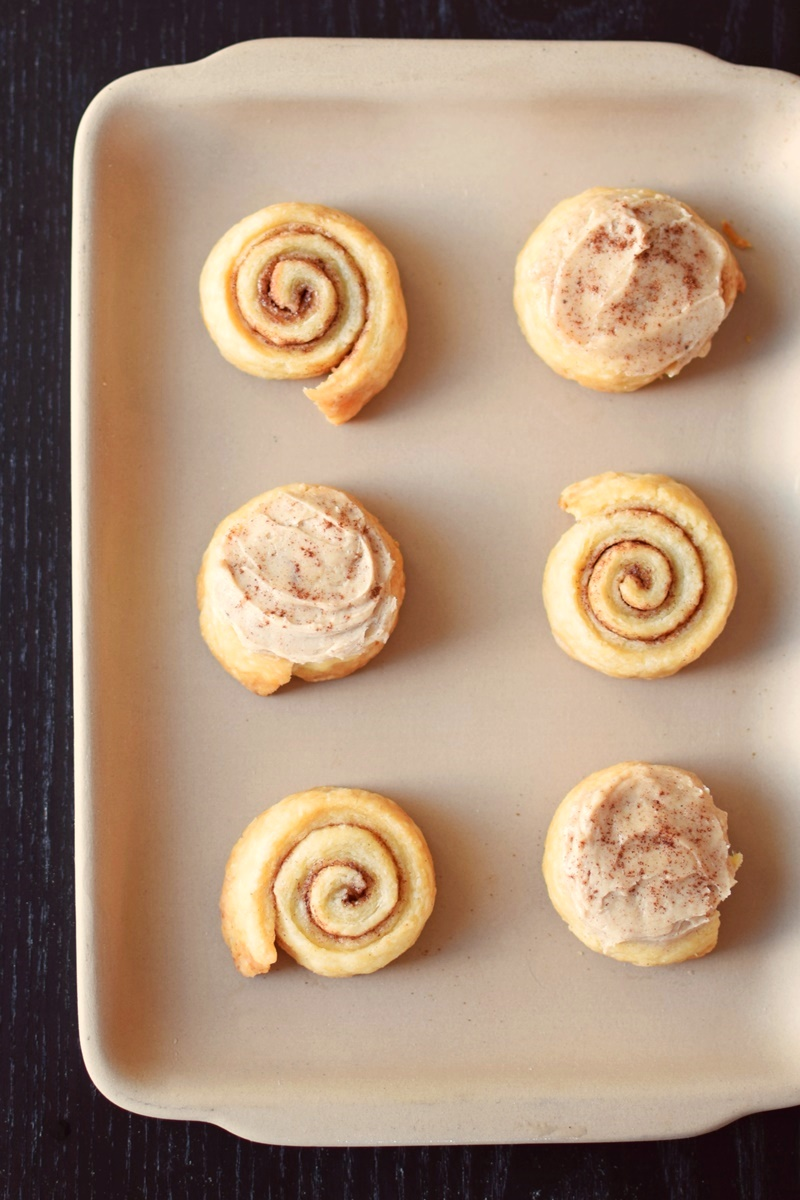Dairy-Free Buttery Pie Crust + Cinnamon Roll Pinwheels (for Kids!) - vegan, nut-free, and soy-free