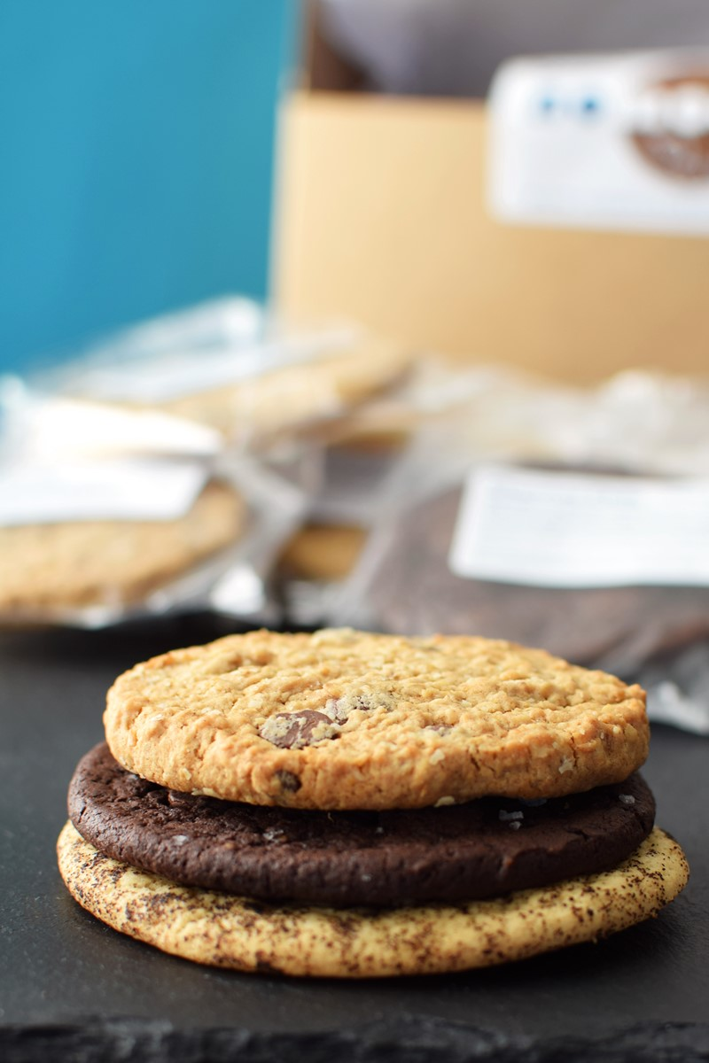 Fat Badger Bakery Cookies (Formerly Nomoo): Now Completely Vegan!