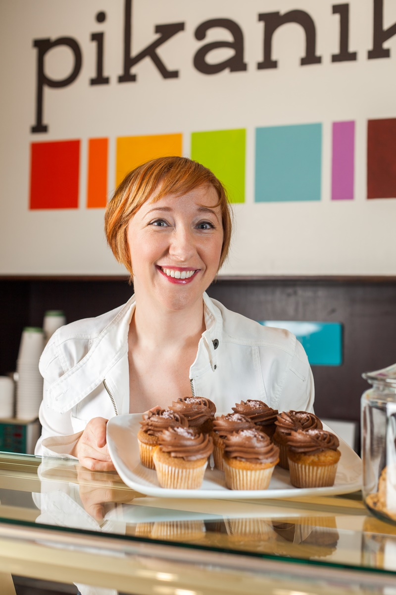 Pikanik Bakery in South Surrey, BC is gluten free, wheat free, peanut free, tree nut free, dairy free, soy free and (sometimes) egg free