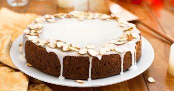 Smoky Chipotle Vegan Gingerbread Cake (Recipe Contest Runner-Up Winner!)
