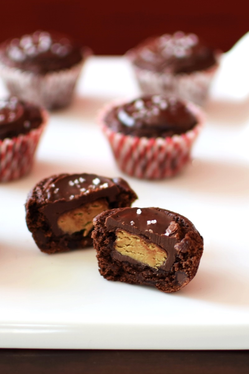 Sun Butter Cup Brownies Recipe with 2 Versions! Vegan, gluten-free, nut-free, soy-free