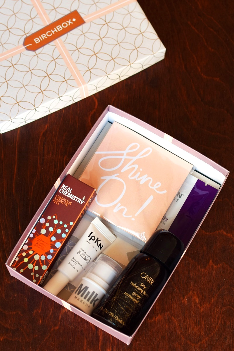 The Beauty of Birchbox for Dairy-Free Living (Gifts & Personal Treats!)