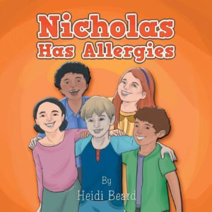 Nicholas has Allergies - Food Allergy Children's Book Reviews
