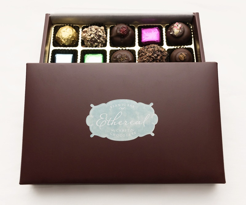 Top Dairy-Free Chocolate Gifts for the Holidays! Pictured: Ethereal Confections