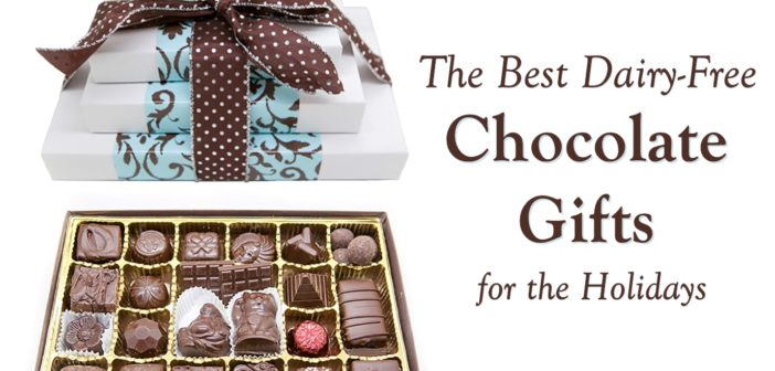 The 25 Best Dairy-Free Chocolate Gifts for the Holidays