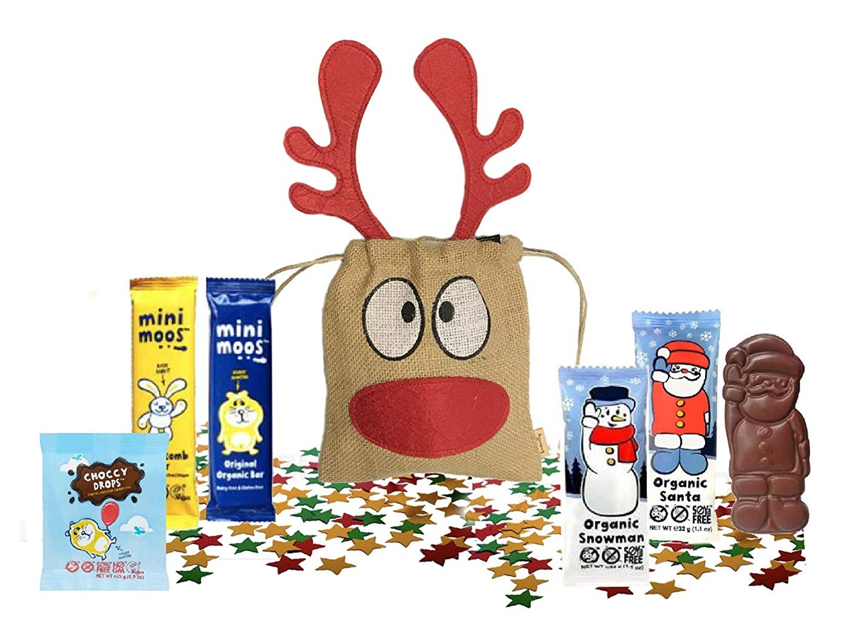 Top Dairy-Free Chocolate Gifts for the Holidays! Pictured: Fames Chocolate