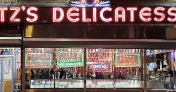 Katz's Delicatessen - New York's most iconic deli has tons of options for the dairy-free!