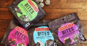 Larabar Bites Review - Healthier Chocolate Treats (vegan, gluten-free, dairy-free)