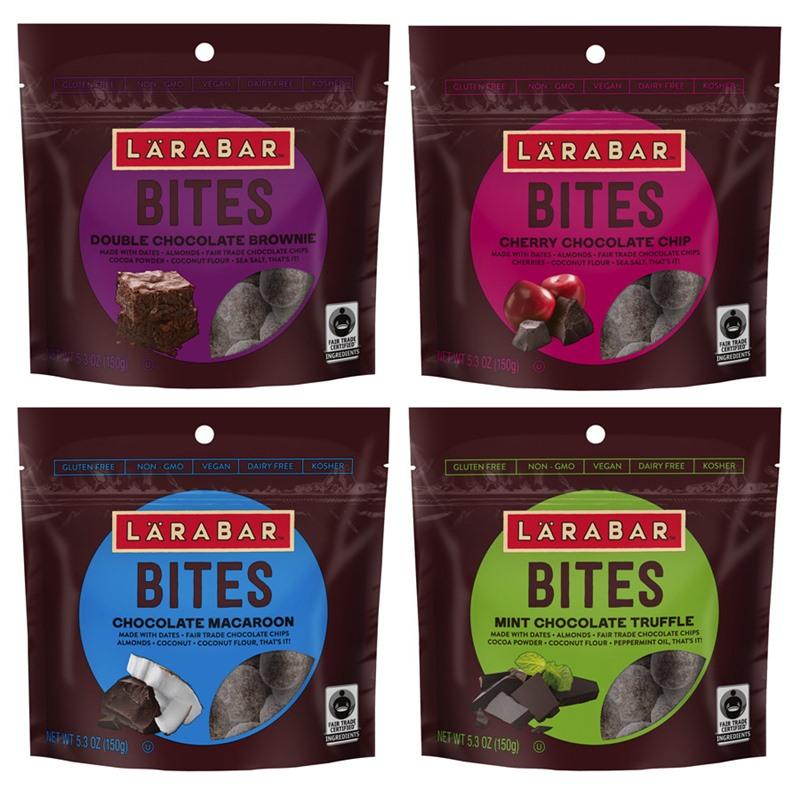 Larabar Bites Review - Healthier Chocolate Treats (vegan, gluten-free, dairy-free)