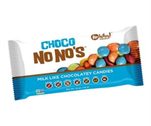 No Whey Chocolate Candy includes Copycat M&Ms, Milky Ways, and More - all dairy-free, vegan, gluten-free, top allergen-free - reviews and info here ...
