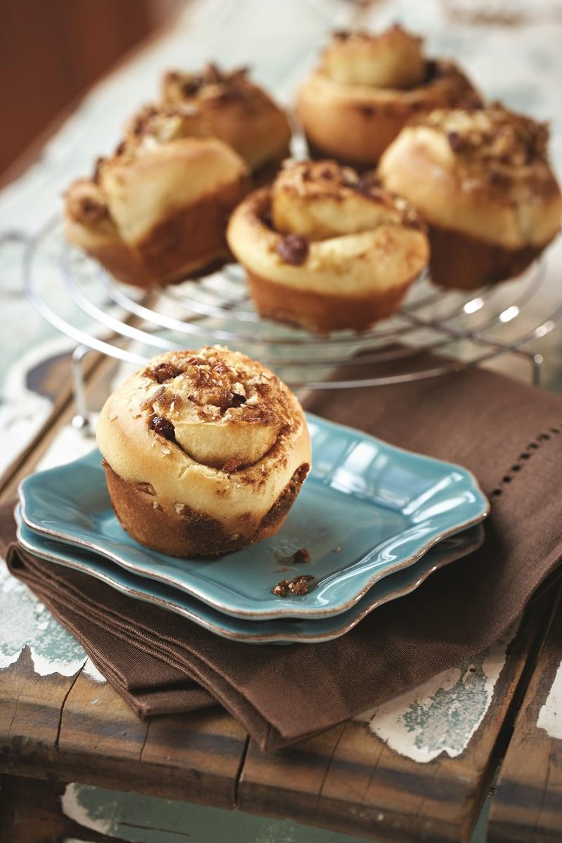 Cinnamon Honey Buns Recipe (dairy-free version with vegan option)