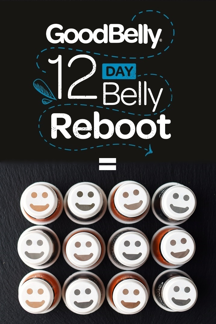 The GoodBelly Reboot - We took this 12-Day dairy-free probiotic challenge, and our results ...