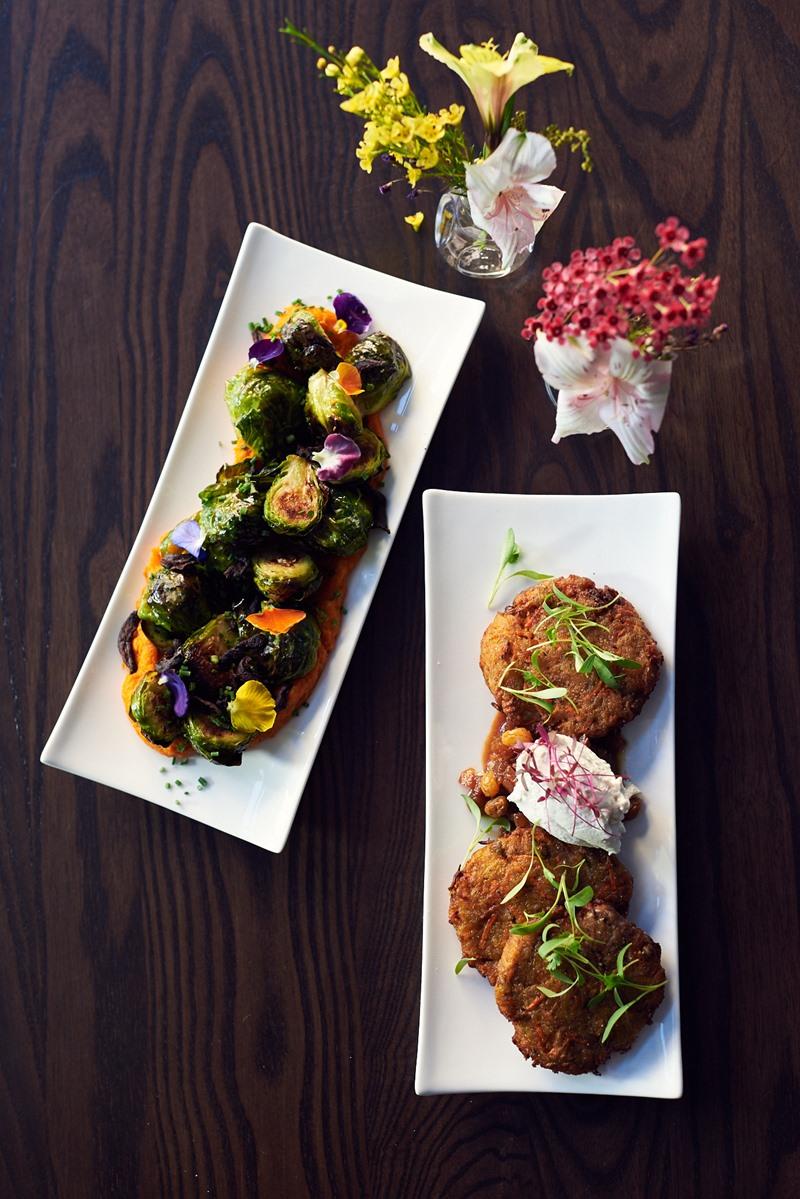 Modern Love Brooklyn - a vegan restaurant by Isa Chandra Moskowitz that focuses on flavor, indulgence and seasonal ingredients
