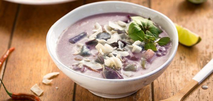 Purple Potato-Eater Chowder