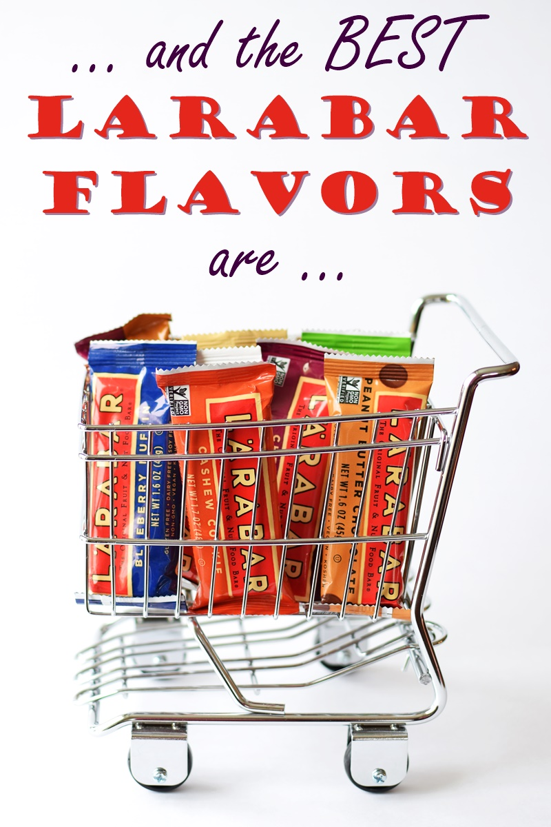 The Best Larabar Flavors by Popular Vote (plus our top picks!)