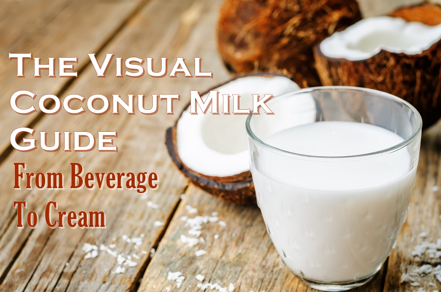 What is Coconut Milk - Quick Guide and Reference to the Beverage, Lite, Regular and Cream