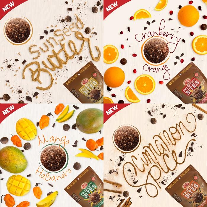 Enjoy Life Proburst Bites - Vegan, Gluten-free, Allergy-friendly Chocolate Truffle Snacks!