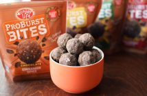Enjoy Life Proburst Bites - Vegan, Gluten-free, Allergy-friendly Chocolate Truffle Snacks!