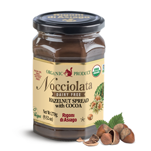 Nocciolata Dairy Free Hazelnut & Cocoa Spread is Like Nutella, but Better - Reviews and Info