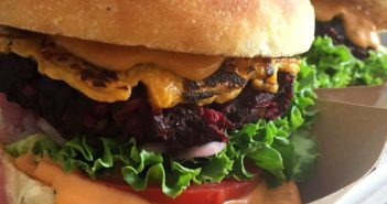 Chickpea & Olive in NYC is an All-Vegan Burger and Classic Sandwich Joint