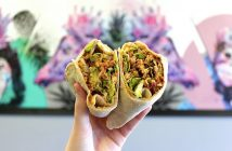Vegebitez in Oakville, ON serves a fully dairy-free, vegan, gluten-free, and peanut-free menu!
