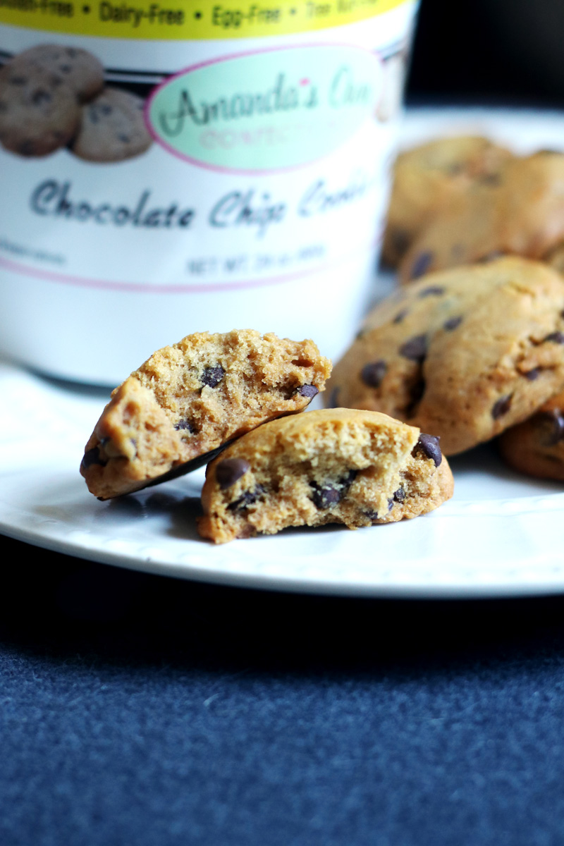 Amanda's Own Cookie Dough Review - Vegan, Gluten-Free and Allergy-Friendly!