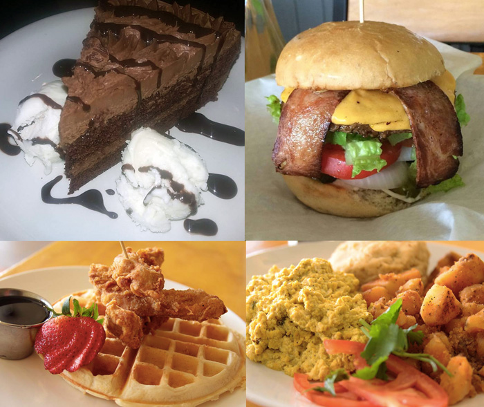 Go Vegetarian in Decatur, GA is a fully vegan and all natural restaurant