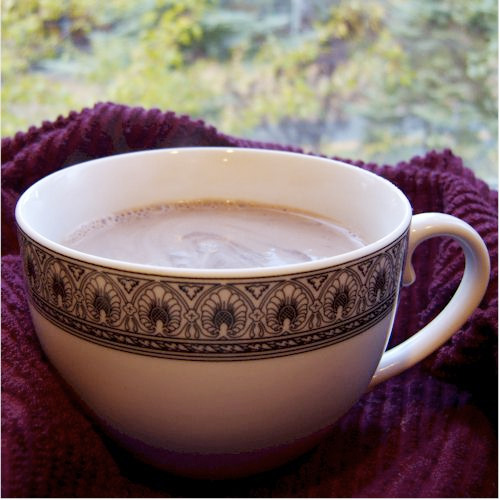 Dairy-Free Peanut Butter Hot Chocolate