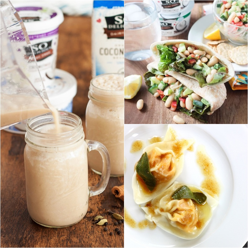 Easy Weekday Plant-Based Meal Plan - new delicious dairy-free and vegan recipes with gluten-free options