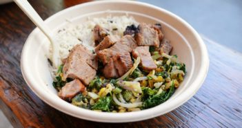 Roast Kitchen is a fast-casual Bowl chain in New York City with dairy-free, gluten-free and sugar-free optional galore