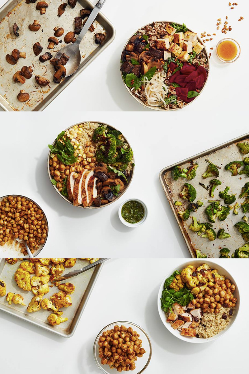 sweetgreen - This salad offers many dairy-free, vegan, and gluten-free healthy options!