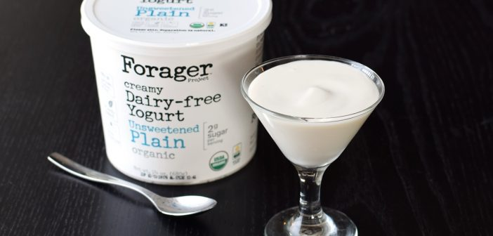 Forager Project Creamy Dairy-free Cashewgurt