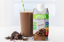 Vega Protein+ Shakes Review - plant-based, gluten-free, vegan, dairy-free (Chocolate and Vanilla)