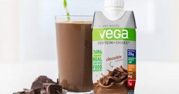 Vega Protein+ Shakes Review - plant-based, gluten-free, vegan, dairy-free (Chocolate and Vanilla)