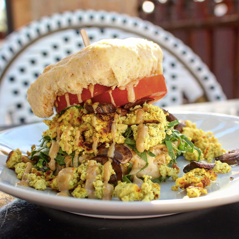 The Coronado Is A Vegetarian Restaurant Coffeeshop Bar In One