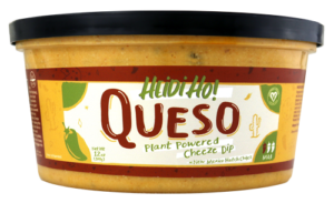 Heidi Ho Cheeze Dips Make a Plant-Powered Comeback - review and info for this dairy-free, vegan, veggie-cashew-chia cheese dip line. Flavors like Beer Cheeze and Queso.