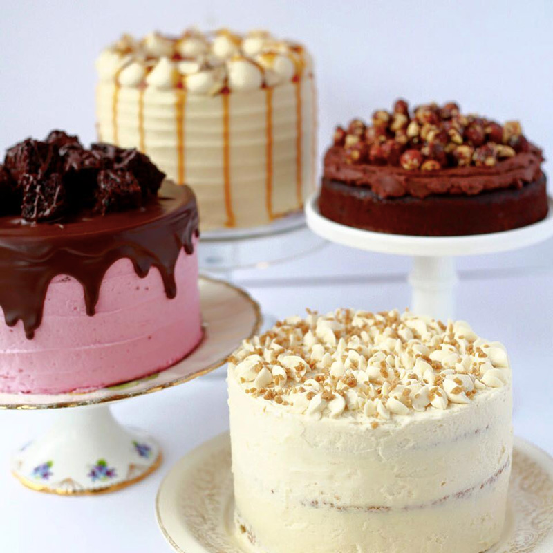 Sophie Sucree is an all vegan bakery in Montreal serving beautiful baked goods!