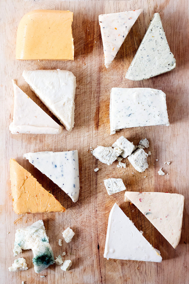 This Is Vegan Cheese (review) - dairy-free, nut-free, and gluten-free cheese alternatives available in a variety of unique flavors!