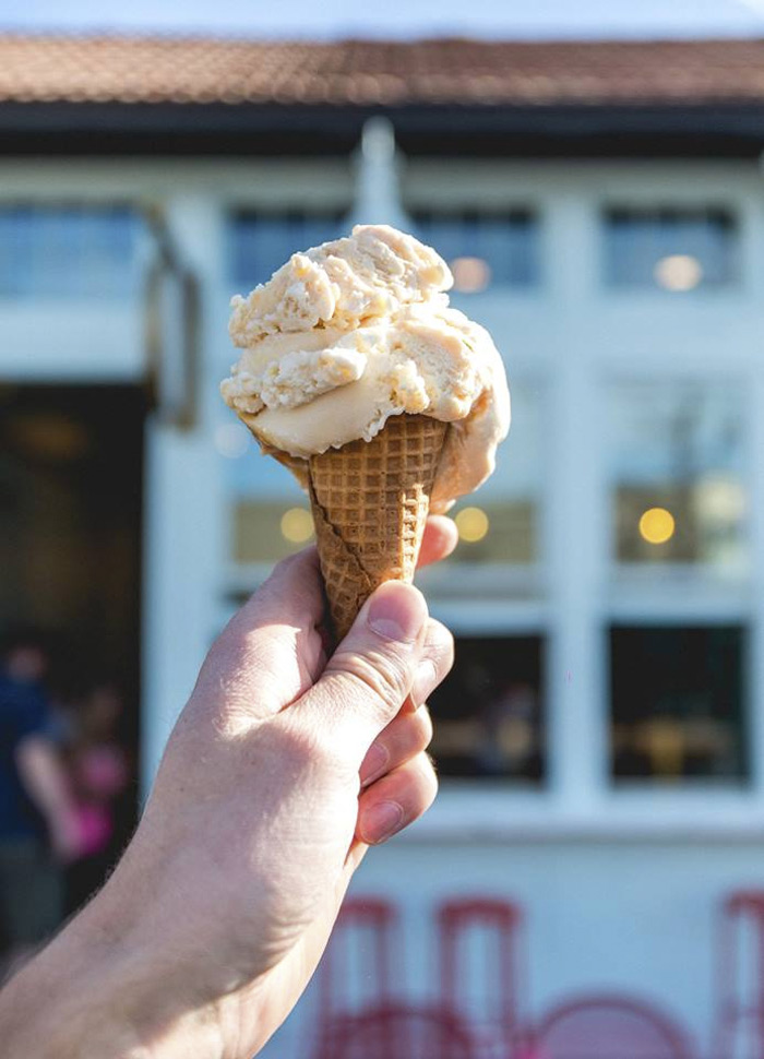 Sweet Cooie's in Denver, CO offers a handful of dairy-free vegan ice creams and sorbets!