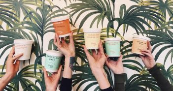 Frankie & Jo's is churning plant-based ice cream in a variety of innovative flavors in Seattle, WA!