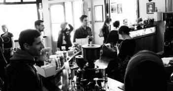 Grindcore House if Philadelphia is a hip vegan coffee shop