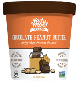 Nadamoo Dairy-Free Ice Cream Review and Information - now available in 18 flavors! All vegan, organic, and gluten-free.