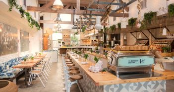 The Butcher's Daughter - a plant-based restaurant, cafe, juice bar and vegetable slaughterhouse in Los Angeles and NYC