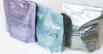 Wander Life Coconut Creamer is available in 3 flavors - all dairy-free, gluten-free, vegan, and paleo.
